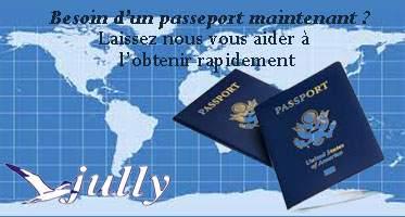 Assistance passeport